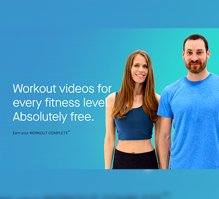 iGo Live - Workout from home